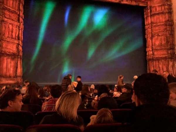 St. James Theatre, secção: Orchestra Centre, fila: K, lugar: 114