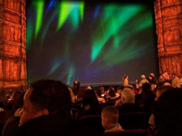St. James Theatre, secção: Orchestra Centre, fila: K, lugar: 113