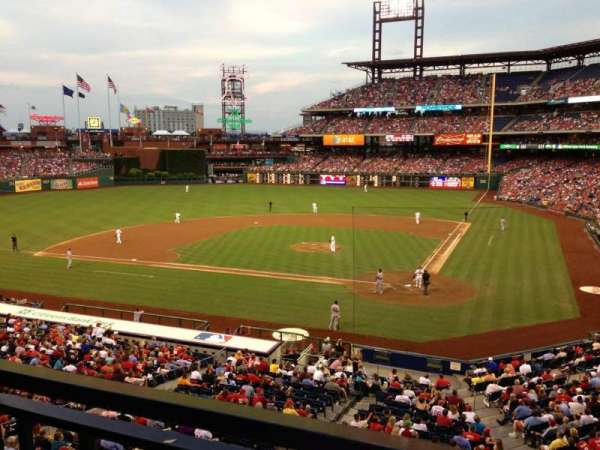Citizens Bank Park, secção: Suite 28
