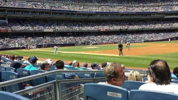 Yankee Stadium, secção: Champions Suite - Sec 13, fila: 7, lugar: 12