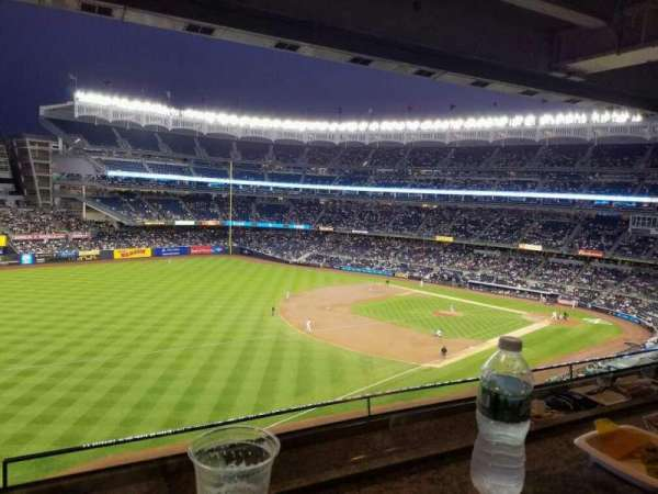 Yankee Stadium, secção: Suite 62, fila: 2, lugar: 21