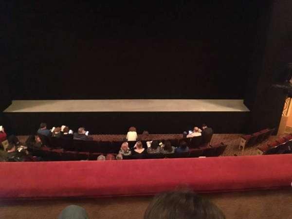 Bernard B. Jacobs Theatre, secção: Mezzanine C, fila: B, lugar: 108
