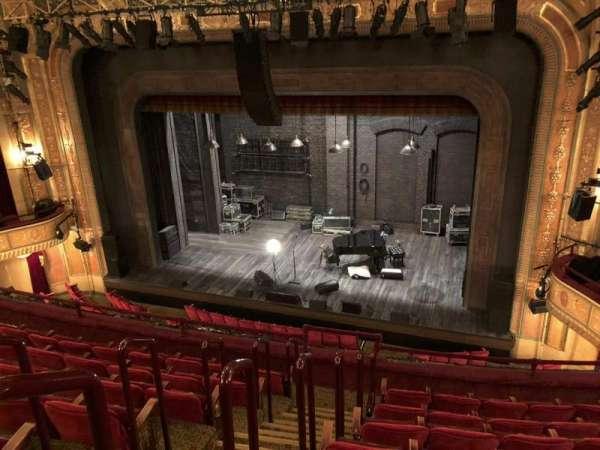 Walter Kerr Theatre, secção: Mezz R, fila: G, lugar: 2