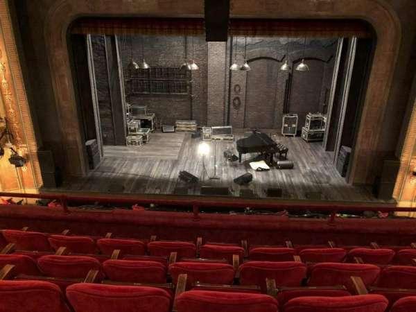 Walter Kerr Theatre, secção: Mezz C, fila: E, lugar: 107