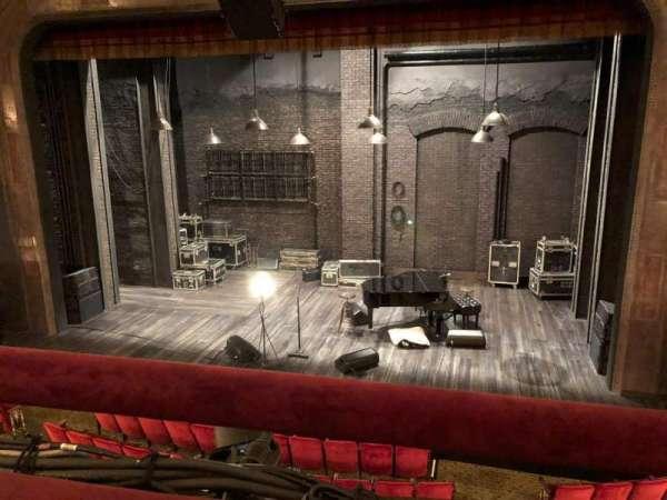 Walter Kerr Theatre, secção: Mezz C, fila: A, lugar: 103