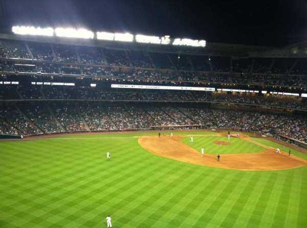 Minute Maid Park, secção: The Train