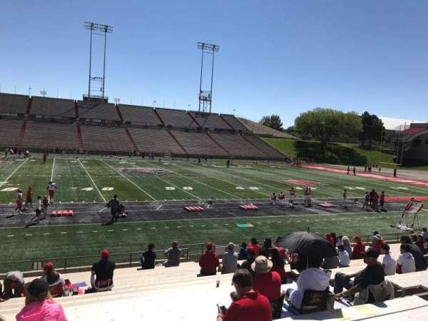 Dreamstyle Stadium, secção: F, fila: 22, lugar: 12