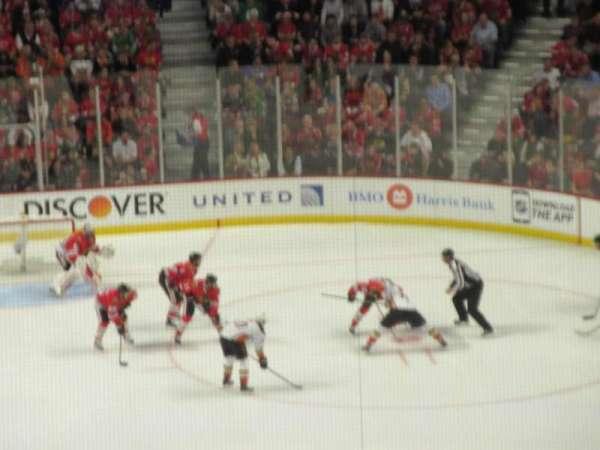 United Center, secção: 327, fila: 15, lugar: 5