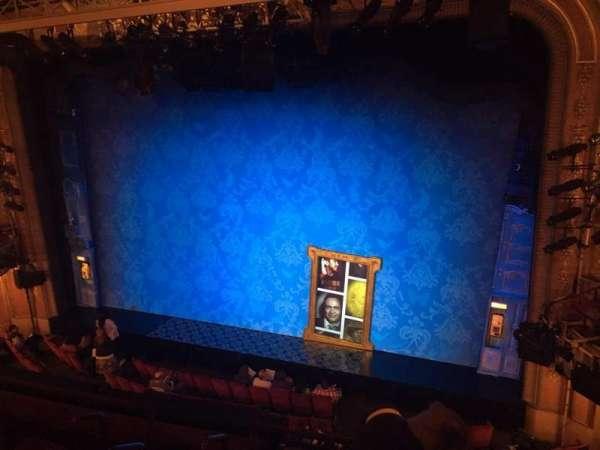 Walter Kerr Theatre, secção: Mezzanine R, fila: E, lugar: 6 and 8