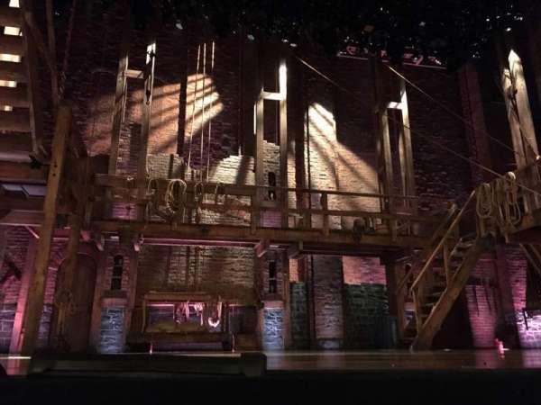 Richard Rodgers Theatre, secção: Orchestra C, fila: CC, lugar: 111 And 11