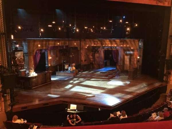 Bernard B. Jacobs Theatre, secção: MEZZL, fila: A, lugar: 3 And 5