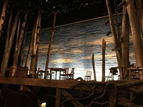 Gerald Schoenfeld Theatre, secção: Orchestra R, fila: C, lugar: 2 And 4