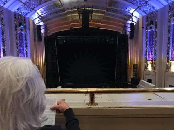 The Bushnell Center for the Performing Arts - Mortensen Hall, secção: Mezzanine D, fila: D, lugar: 307 And 308