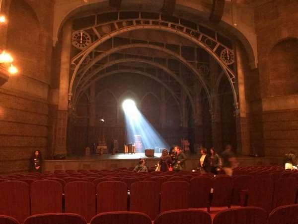 Lyric Theatre, secção: Orchestra L, fila: N, lugar: 17 And 19