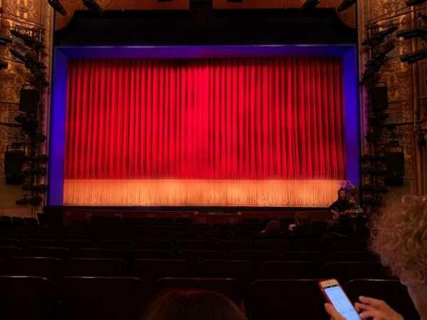 Longacre Theatre, secção: Orchestra C, fila: N, lugar: 106 And 107