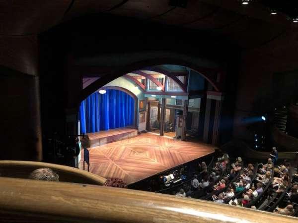 Coca-Cola Stage at Alliance Theatre, secção: Lt Balc Box, fila: 4, lugar: B