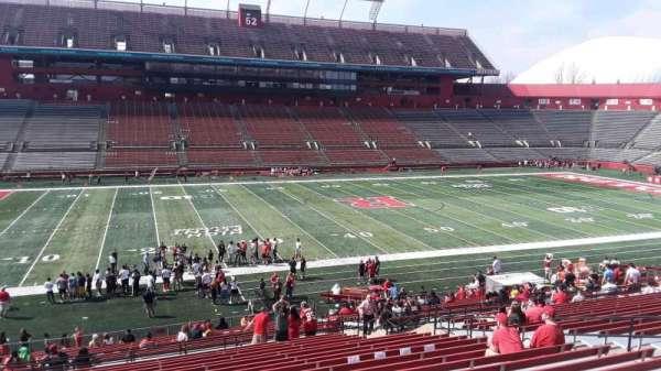 SHI Stadium, secção: 128, fila: 32, lugar: 14