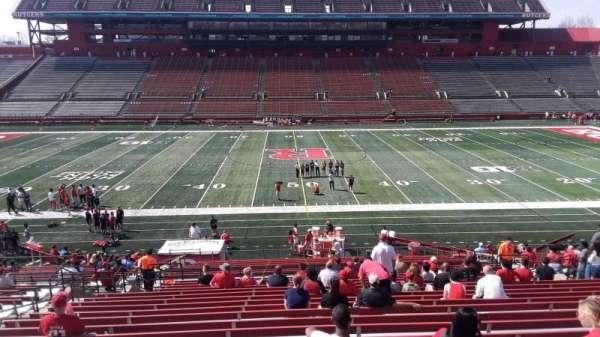 SHI Stadium, secção: 126, fila: 31, lugar: 14