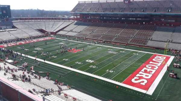 High Point Solutions Stadium, secção: 217, fila: 3, lugar: 7