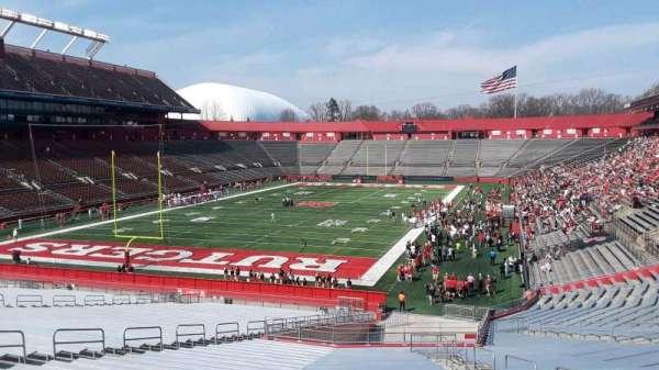 SHI Stadium, secção: 135, fila: 50, lugar: 14