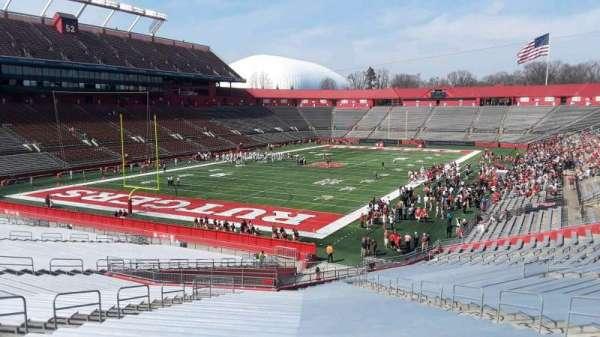 SHI Stadium, secção: 134, fila: 50, lugar: 14