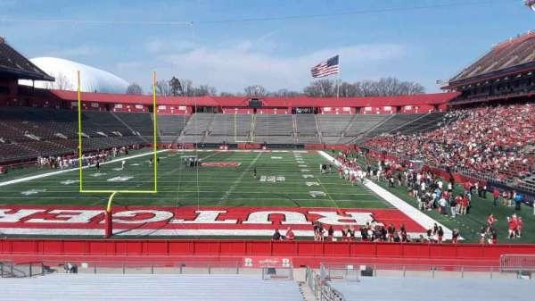 SHI Stadium, secção: 137, fila: 30, lugar: 14