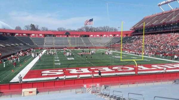 SHI Stadium, secção: 139, fila: 27, lugar: 14