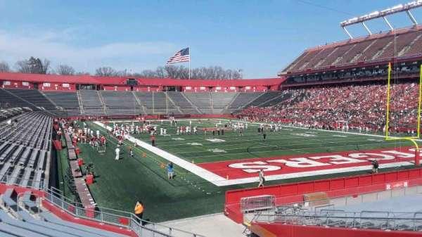 SHI Stadium, secção: 141, fila: 27, lugar: 14