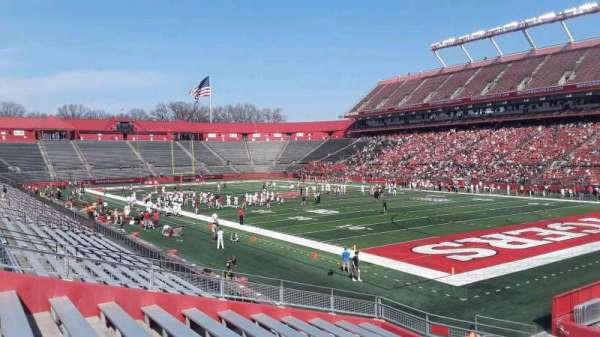 SHI Stadium, secção: 143, fila: 27, lugar: 14