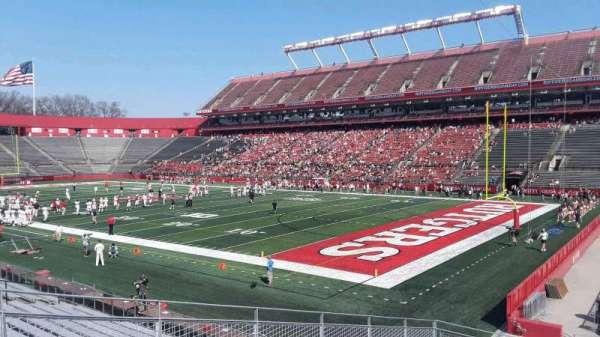 SHI Stadium, secção: 144, fila: 27, lugar: 14