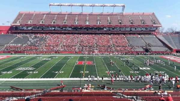 SHI Stadium, secção: 105, fila: 38, lugar: 14