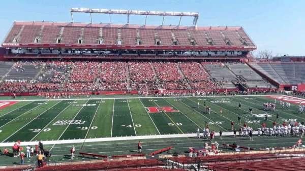 SHI Stadium, secção: 106, fila: 38, lugar: 14