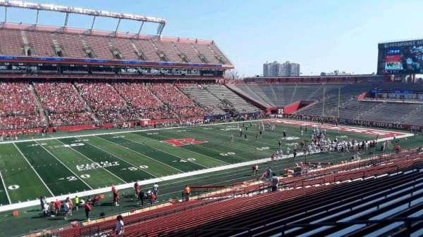 SHI Stadium, secção: 108, fila: 38, lugar: 14