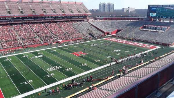 SHI Stadium, secção: 212, fila: 3, lugar: 7