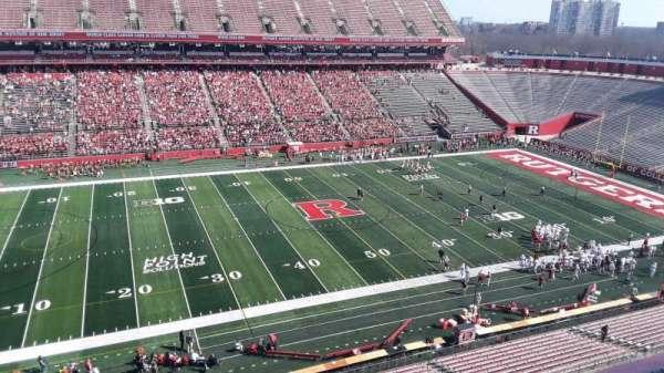 SHI Stadium, secção: 210, fila: 3, lugar: 7