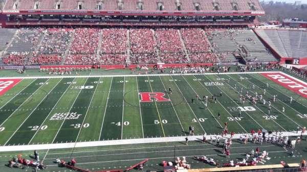 SHI Stadium, secção: 208, fila: 3, lugar: 7