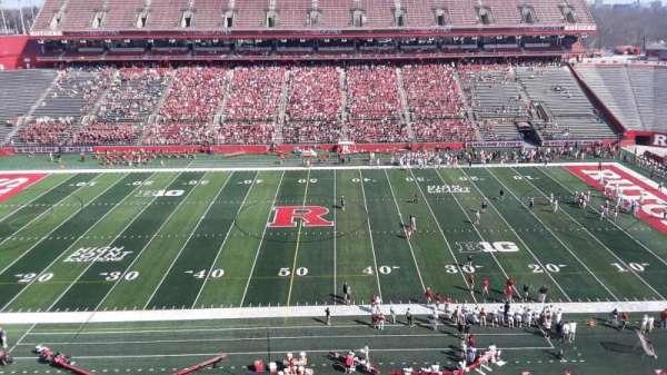 SHI Stadium, secção: 207, fila: 3, lugar: 7