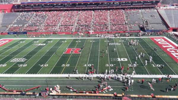 SHI Stadium, secção: 206, fila: 3, lugar: 7