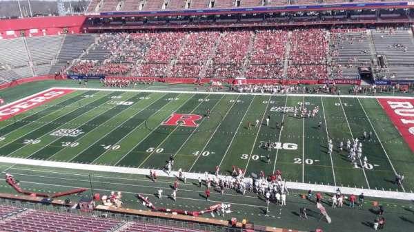 SHI Stadium, secção: 205, fila: 3, lugar: 7