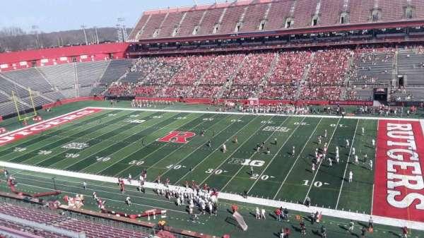 High Point Solutions Stadium, secção: 203, fila: 3, lugar: 7