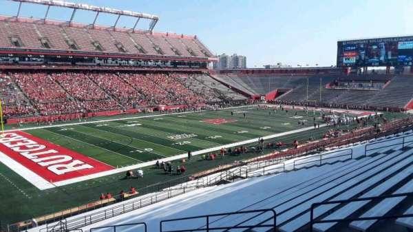 SHI Stadium, secção: 110, fila: 38, lugar: 14