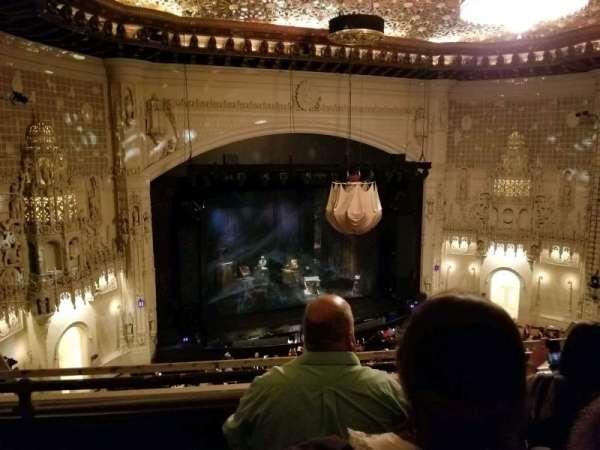 Orpheum Theatre (San Francisco), secção: Balcony LC, fila: C, lugar: 127