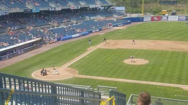 NBT Bank Stadium, secção: 301, fila: 14, lugar: 23