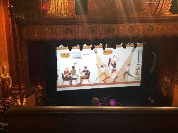 Beacon Theatre, secção: Upper balcony 1, fila: N, lugar: 13
