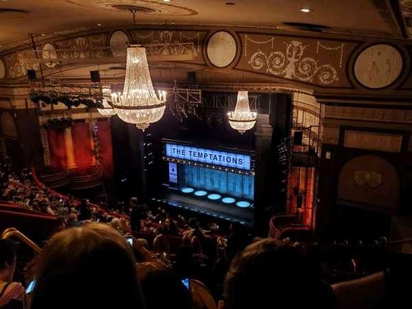 Imperial Theatre, secção: Rear Mezzanine 1, fila: J, lugar: 6