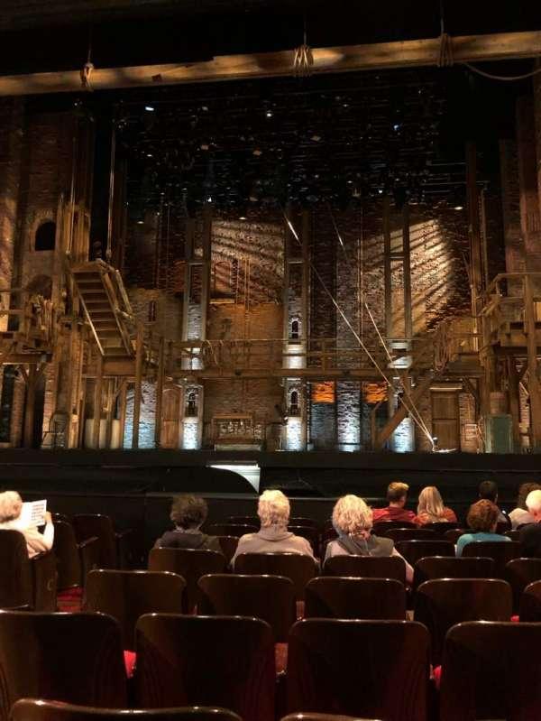 Orpheum Theatre (San Francisco), secção: Orchestra RC, fila: J, lugar: 106