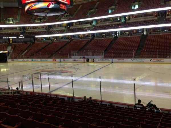 Honda Center, secção: 206, fila: 6, lugar: 4