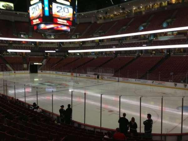 Honda Center, secção: 204, fila: N, lugar: 8