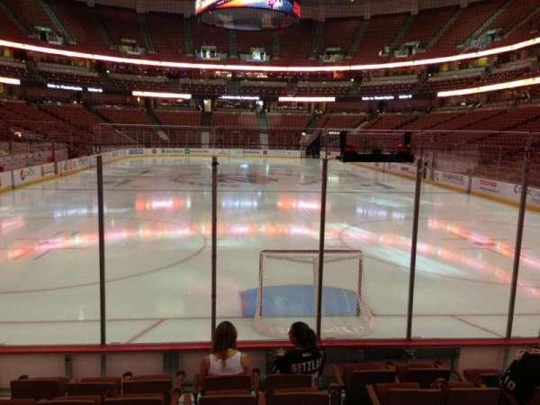 Honda Center, secção: 201, fila: G, lugar: 11