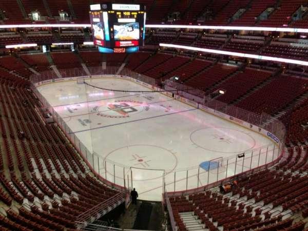 Honda Center, secção: 426, fila: C, lugar: 6